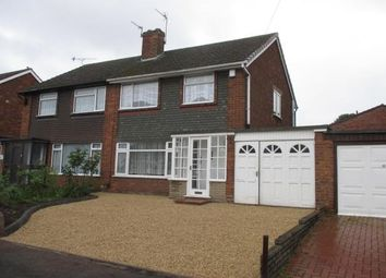 Thumbnail 3 bed property to rent in Broadlands Drive, Brierley Hill