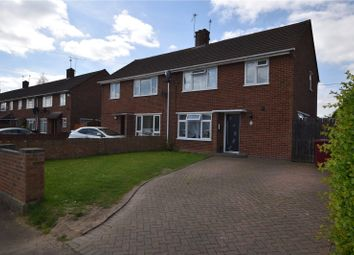 Thumbnail 3 bed semi-detached house for sale in Gainsborough Road, Reading, Berkshire