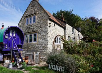 Thumbnail 4 bed detached house for sale in St. Marys Lane, Pilton, Shepton Mallet