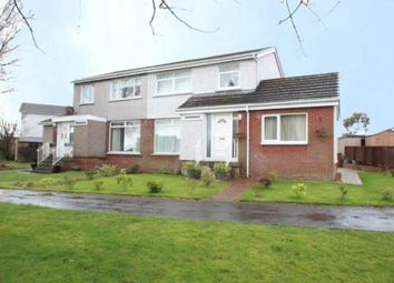 Thumbnail 4 bed semi-detached house for sale in Corran Avenue, Newton Mearns, East Renfrewshire