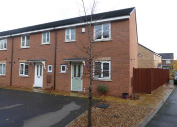 Thumbnail 3 bed terraced house for sale in Williams Crescent, Shifnal