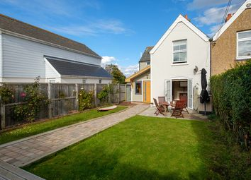 The Square, Freshwater PO40. 3 bed semi-detached house for sale