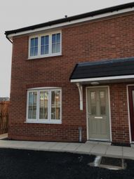 Thumbnail 2 bed end terrace house to rent in Parc Tyddyn Bach, Holyhead