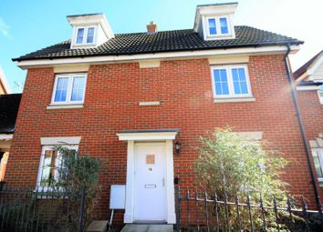 Thumbnail 4 bedroom semi-detached house to rent in Celestion Drive, Ipswich, Suffolk