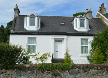 Thumbnail 3 bed flat for sale in Ground Floor, 61, Ardbeg Road, Rothesay, Isle Of Bute