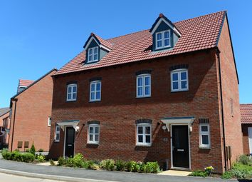 Thumbnail 4 bed semi-detached house for sale in Bowbridge Road, Newark On Trent