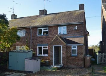 Thumbnail 4 bed semi-detached house for sale in West Street, Ecton, Northampton