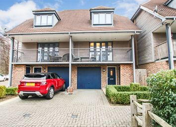 Thumbnail 3 bed semi-detached house for sale in 16 Sunnyside Close, East Grinstead, West Sussex