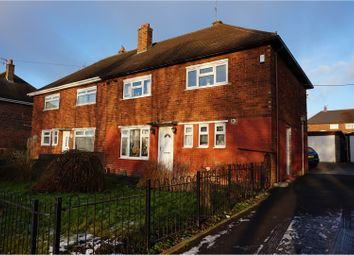 Thumbnail 4 bed semi-detached house for sale in Dividy Road, Stoke-On-Trent
