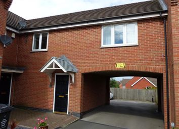 Thumbnail 1 bed flat for sale in Box Close, Woodville, Swadlincote