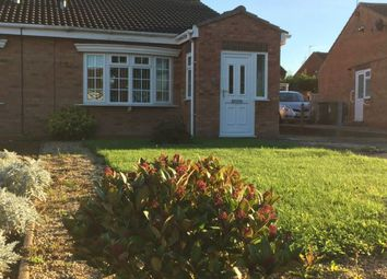 Thumbnail 2 bed bungalow to rent in Crutchley Way, Whitnash, Leamington Spa