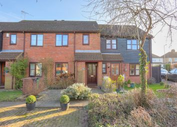 Thumbnail 2 bed terraced house for sale in Edmond Beaufort Drive, St. Albans, Hertfordshire
