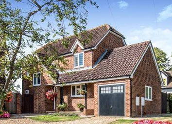 Thumbnail 4 bed detached house for sale in Court Road, Cranfield, Bedford, Bedfordshire