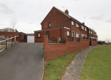 Thumbnail 4 bed semi-detached house for sale in Rossetti Gardens, Worksop