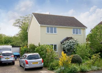 Thumbnail 4 bed detached house for sale in Birch Road, Thurston, Bury St. Edmunds