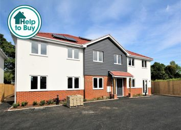 Thumbnail 3 bed end terrace house for sale in Patterson Close, Oakdale, Poole, Dorset