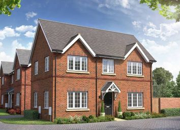 "Thumbnail 3 bed property for sale in ""The Hiswick"" at Red Lane, Burton Green, Kenilworth"