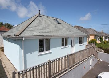 Thumbnail 2 bed detached bungalow to rent in Porth Way, Newquay