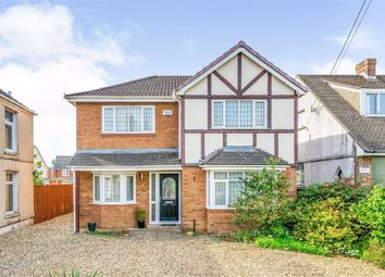 Thumbnail 4 bed detached house for sale in Loughor Road, Gorseinon, Swansea
