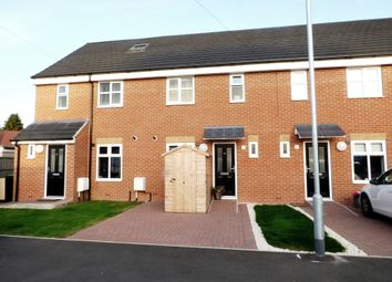 Thumbnail 2 bed town house for sale in Ganners Rise, Bramley
