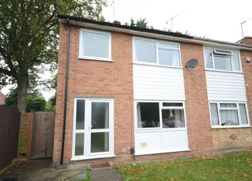 Thumbnail 3 bed semi-detached house to rent in Lambourne Gardens, Earley, Reading