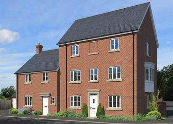 Thumbnail 4 bed end terrace house for sale in Vaughan Williams Way, Redhouse, Swindon
