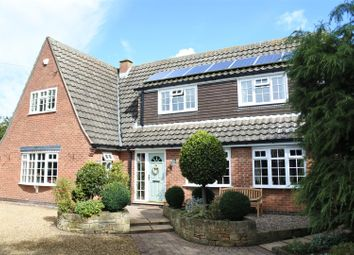 Thumbnail 3 bed detached house for sale in Main Street, Harby, Melton Mowbray