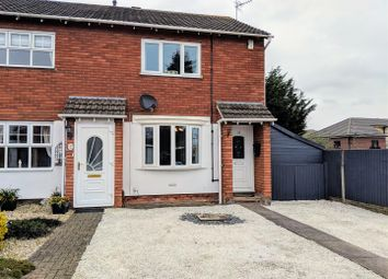 Thumbnail 2 bed terraced house for sale in The Russetts, Stafford