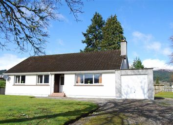 Thumbnail 3 bedroom detached bungalow for sale in Fort Augustus
