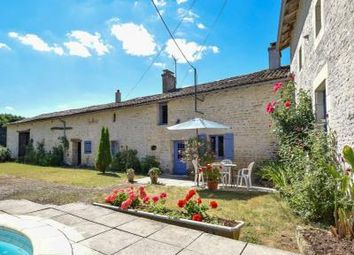 Thumbnail 7 bed property for sale in Brux, Vienne, France