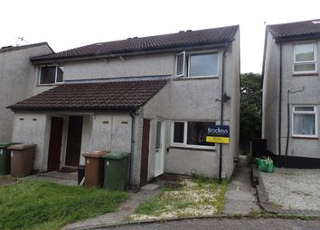 Thumbnail 1 bedroom barn conversion to rent in Lavington Close, Chaddlewood, Plymouth