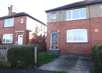 Thumbnail 2 bed semi-detached house to rent in Duke Of York Avenue, Sandal, Wakefield