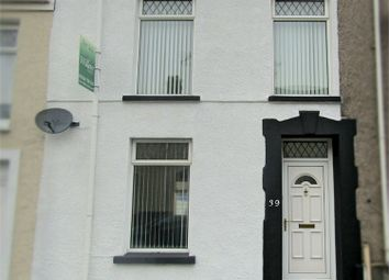 Thumbnail 3 bed terraced house for sale in Tunnel Road, Llanelli, Carmarthenshire