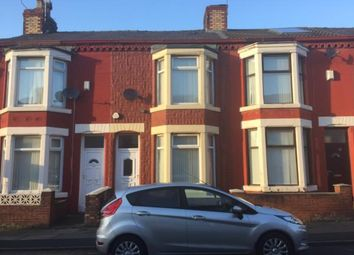 Thumbnail 2 bedroom terraced house for sale in 45 Hero Street, Bootle, Merseyside