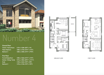 Thumbnail 3 bed detached house for sale in Drummond Road, Swanage