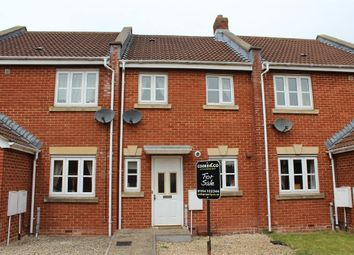 Thumbnail 2 bed terraced house for sale in Oaktree Place, St Georges, Weston-Super-Mare, North Somerset