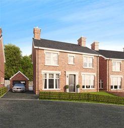 Thumbnail 4 bed detached house for sale in 6, Belvoir Park, Belfast
