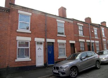 Thumbnail 2 bedroom terraced house to rent in Belgrave Street, Derby