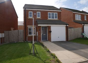 Thumbnail 3 bed detached house for sale in Gresley Drive, Shildon