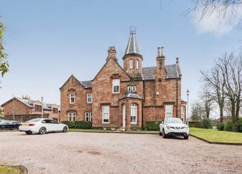 Thumbnail 2 bed flat for sale in The Lindens, Bothwell, Glasgow, South Lanarkshire