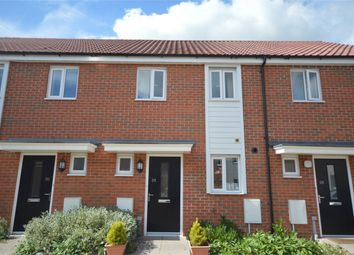 Thumbnail 2 bedroom terraced house for sale in Brentwood, Eaton, Norwich