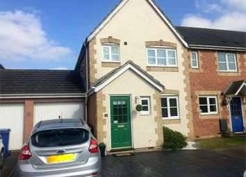Thumbnail 3 bed end terrace house for sale in 8 Caraway Drive, Branston, Burton-On-Trent, Staffordshire