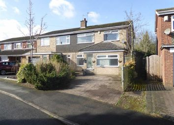 Thumbnail 3 bed semi-detached house for sale in Bagshaw Close, Ryton On Dunsmore, Coventry