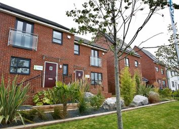 Thumbnail 3 bed property to rent in Dragonfly Close, Salford