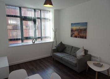 Thumbnail 1 bed flat to rent in Fabrick Square
