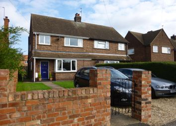 Thumbnail 3 bed semi-detached house for sale in Chapel Lane, Finningley, Doncaster