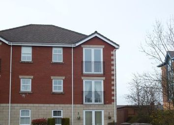 Thumbnail 2 bed flat for sale in Beech Court, Lancaster Gate, Leyland