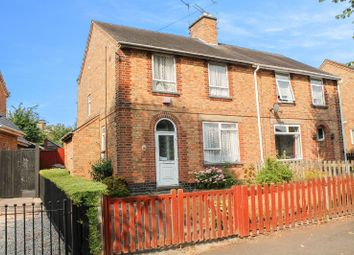 Thumbnail 3 bed semi-detached house for sale in Knighton Lane East, Knighton Fields, Leicester