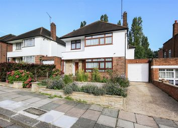 Thumbnail 4 bed detached house to rent in Heathcroft, London