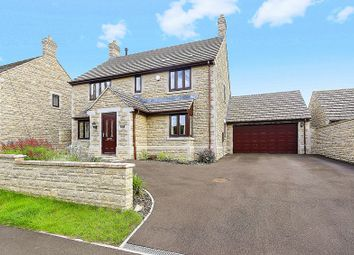 Thumbnail 5 bed detached house for sale in Ham Street, Baltonsborough, Glastonbury